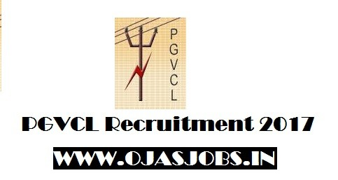 PGVCL Recruitment 2017